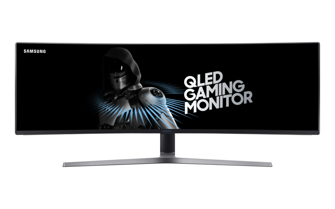 Samsung 49″ CHG90 QLED Curved Monitor Review